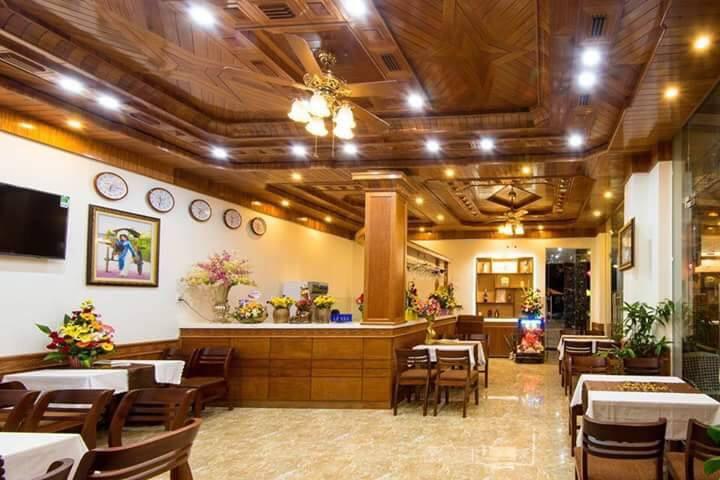 Vinh Trinh Villa Hoi An ( triple room - pool)