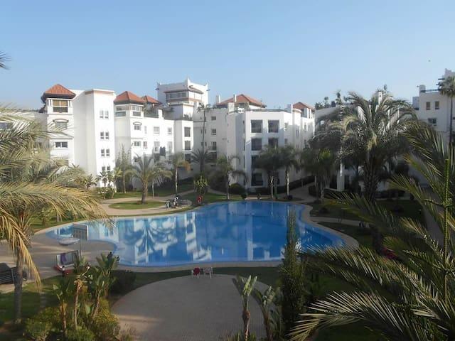 appartement de luxe à la Marina - Agadir - Apartment