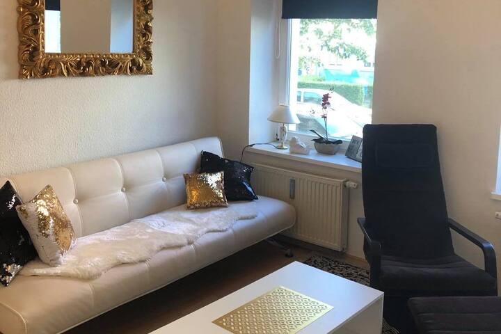 Quiet 2room apartment - trendy district of Rostock