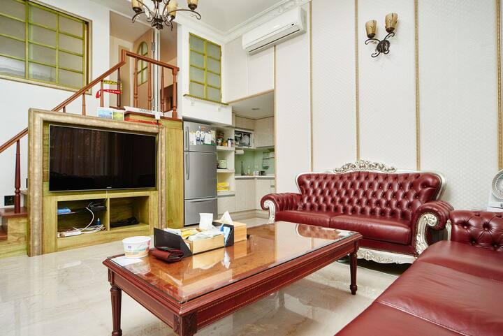 台北101Akai雅房位在一樓的公寓讓你漫步台北101A