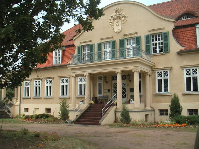 Historisches Haus in Brandenburg - Pritzwalk