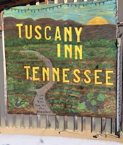 """""""Tuscany Inn Tennessee-Piccolo PH - Szoba reggelivel"""