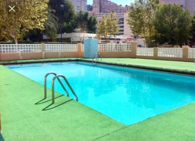 Benidorm sunny apartment
