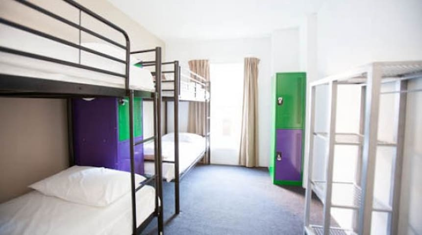 Bed in 4Bed Female Dormitory with Private Bathroom
