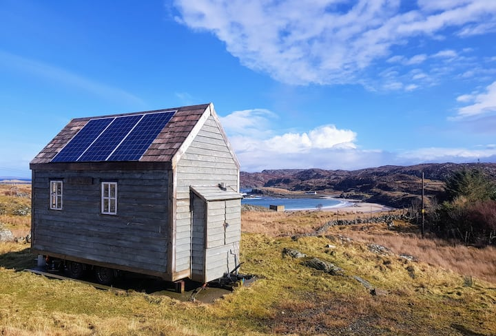 Tiny House in Assynt