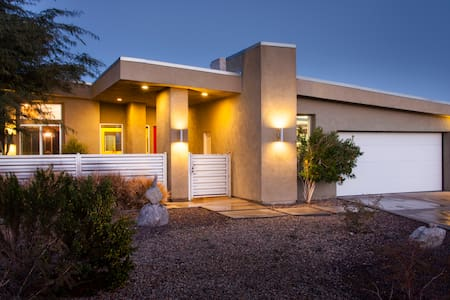 La Luz - Desert Modern Open Space - Desert Hot Springs - House