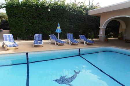 Splendide villa avec piscine privée - Somone