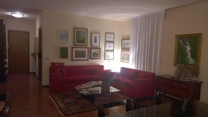 Ampio e confortevole appartamento - Cerro Al Lambro