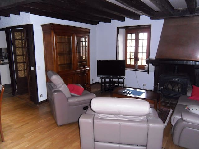 Traditional style duplex apartment - Divonne-les-Bains - Apartment