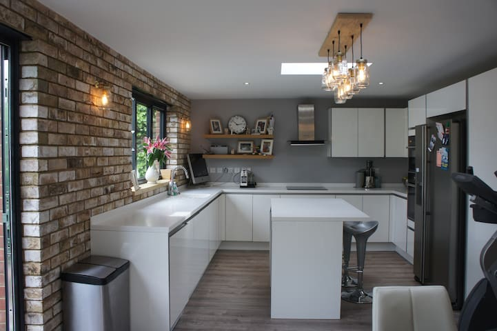 Contemporary apartment 30mins from Central London - New Barnet - Appartement