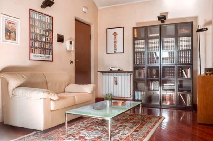 La Nuvola - Apartment & Park