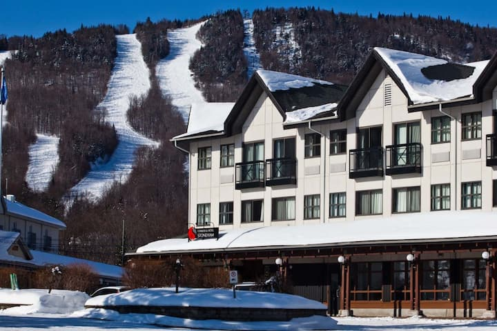 Unbeatable location Ski In / Ski Out