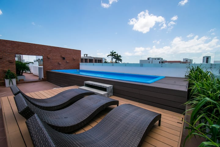 Luxury Studio - Premium suite 203