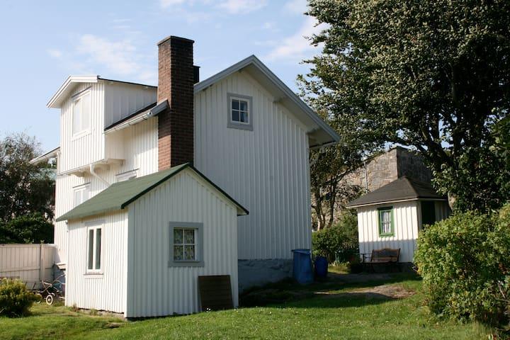 Charmigt hus på Marstrand - Marstrand