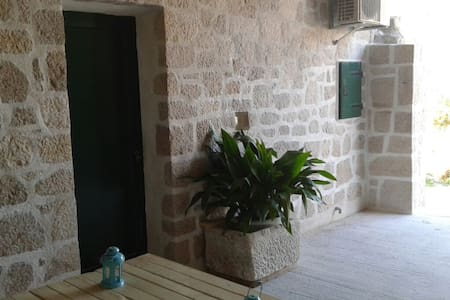 Cozy 2BD studio parking included - Tisno - Apartmen