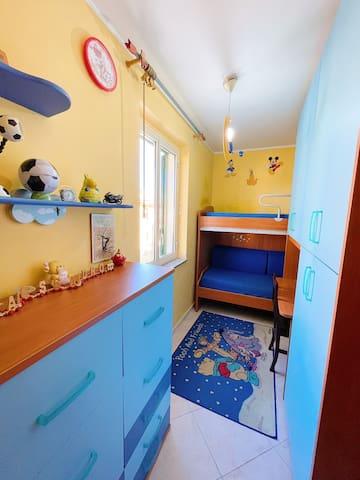 Cameretta | 2nd bedroom