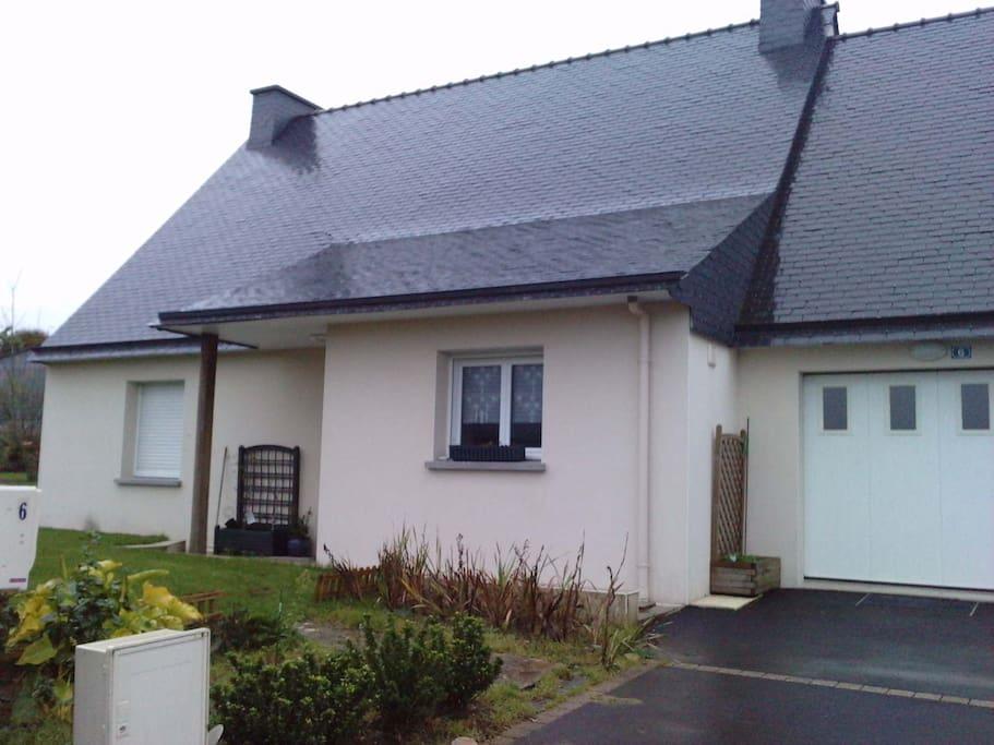 Maison avec jardin guiclan casas en alquiler en guiclan bretagne francia - Casas de alquiler en francia ...