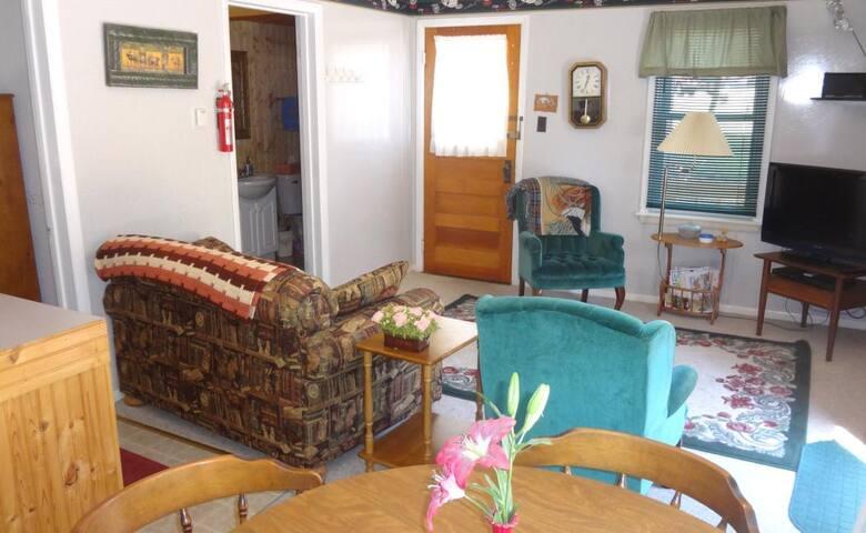 Whispering Pine Cabin - Eagle River - Cottage