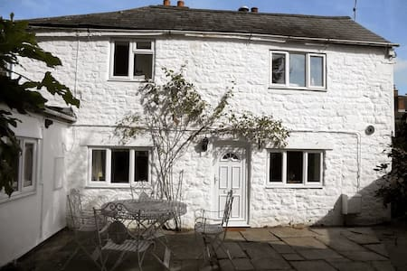 Traditional stone built cottage - Mitcheldean - Rumah