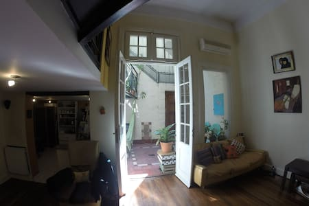 Cosy apartment in central SanTelmo!