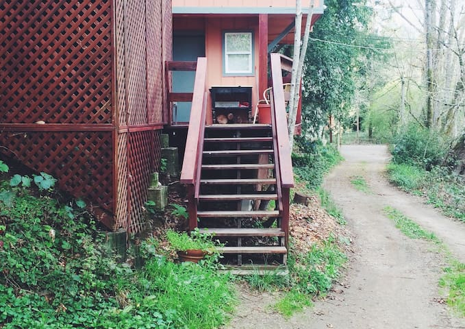 Russian River/Wine Country Studio. - Guerneville - Appartement