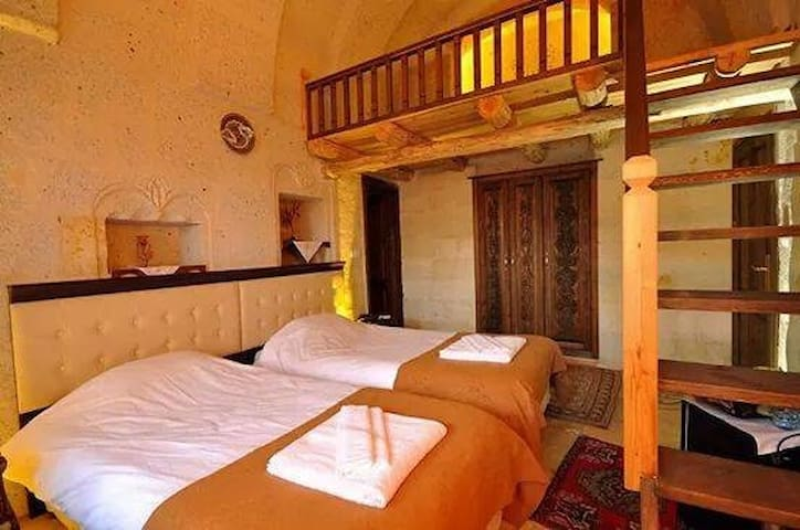 Wonderful cave hotel in Kapadokya - Avanos - Bed & Breakfast