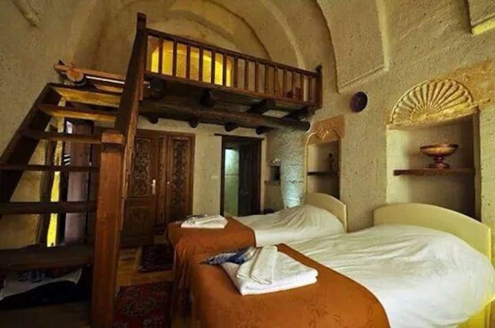 Wonderful cave hotel in Kapadokya