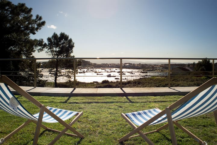 Welcoming apartment on an island - Illa de Arousa - Apartamento