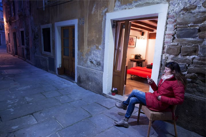 Simple in the very heart of Piran - Piran - Byt