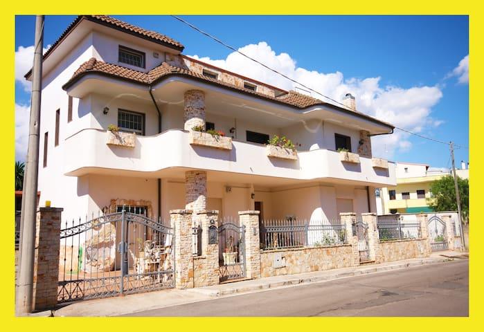 Casa per scoprire il Salento CON TUTTI I COMORT - Casarano  (LE) - House
