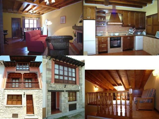 Casa rural con mucho encanto - San Roque del Acebal
