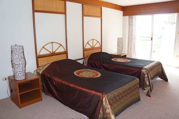 Standard Room in Sea Sand Sun Resort - Tambon Sam Nak Thong - Wohnung