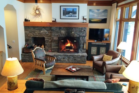 3 bdrm Trapp Family Villa, Stowe VT, Awesome View! - Stowe