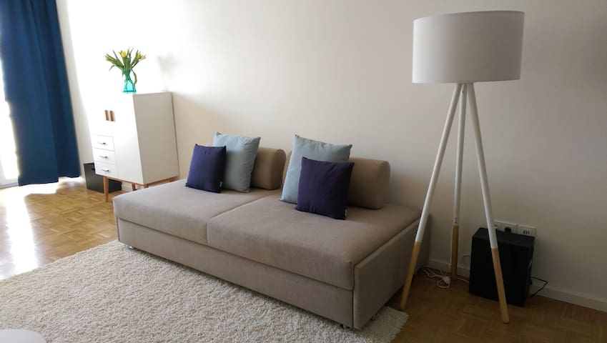 Cosy little Apartment - renovated - Münih