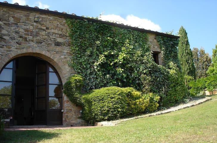 Beautiful house in Chianti, Tuscany.