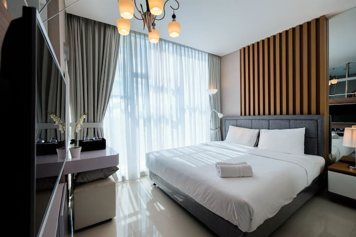 Brooklyn Alam Sutera Studio Apt with Sofa Bed