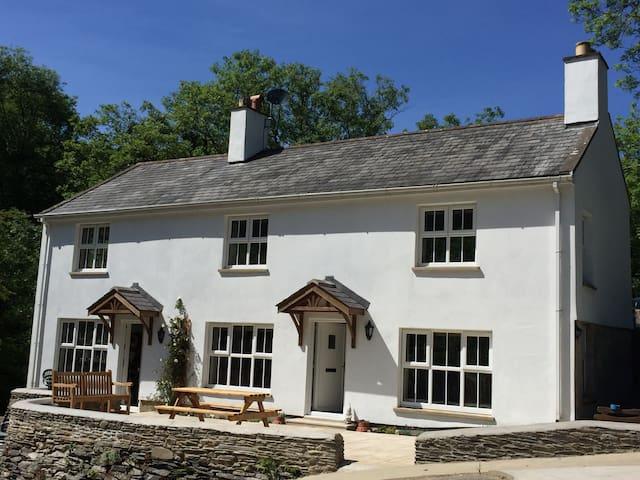 Sarah's Cottage TT Course, Glen Helen, Isle of Man