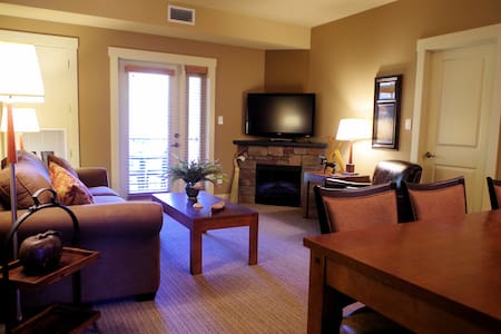 Kokanee Springs Resort 1 Bedroom Villa - Crawford Bay - Vila