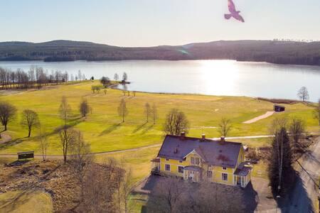 Golfvillan