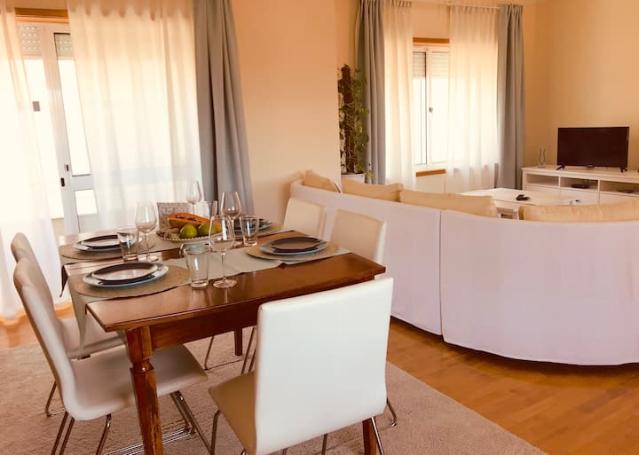 Apartment in the heart of Espinho