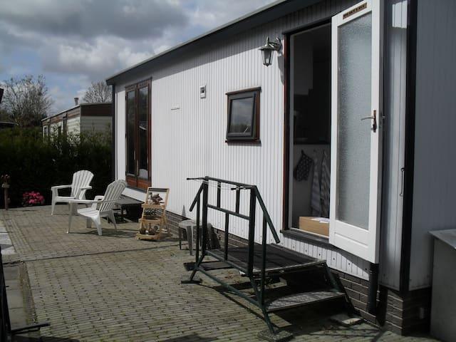 Japie's camping house - Rijsenhout - Chalet
