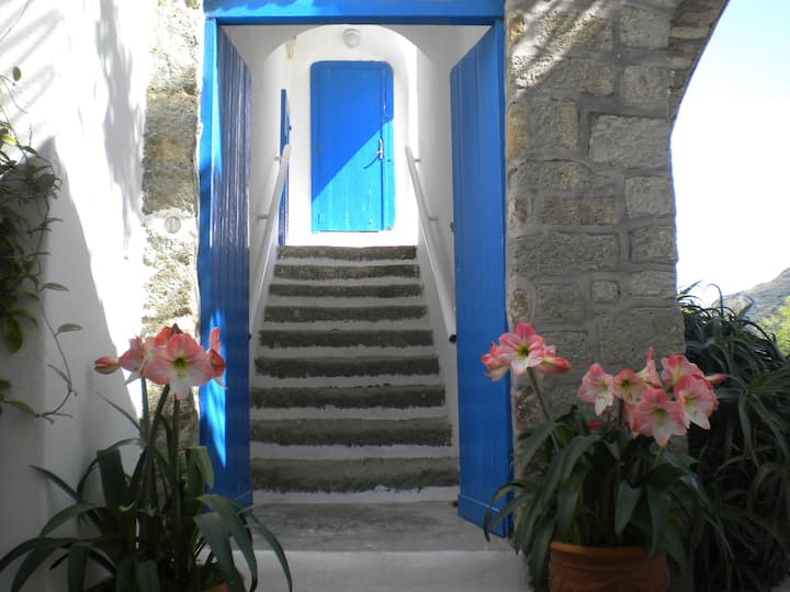 casaloraischia, an island in ischia