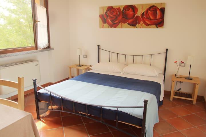 Room with bath - Certosa di Pavia