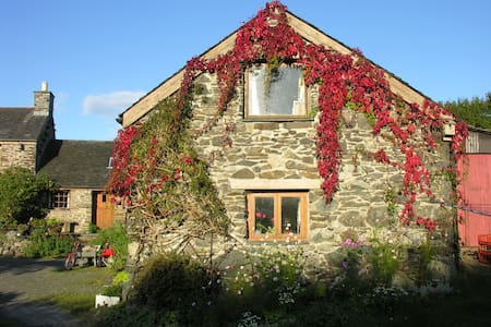 Cosy cottage for two in Snowdonia.