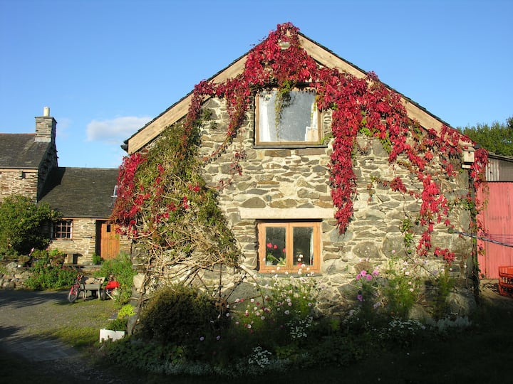 Cosy cottage for two in Snowdonia. (New refurb)