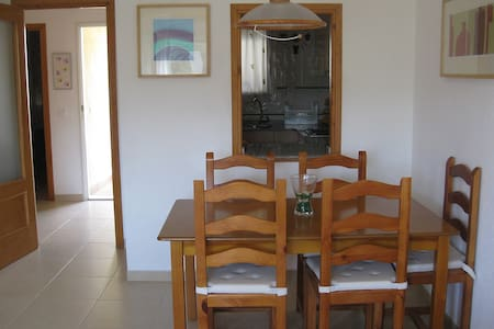 Nice family apartment surrounded by fabulous coves - Calafat
