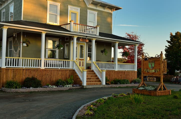 La Ge-lit-note Bed & Breakfast - Rivière-du-Loup - Penzion (B&B)