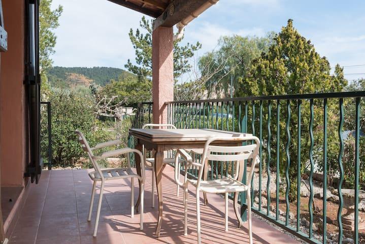 Provence villa chaleureuse pour 6  - Puget ville - Hus