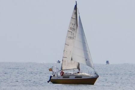 Sleep on a sailing boat/ WIFI - Alicante - Barco