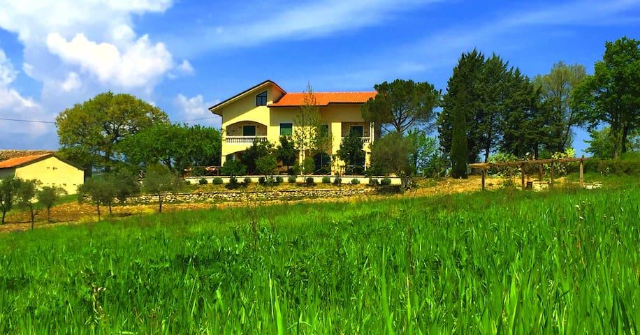 Villa San Glorio ITALIA - TERME - Contursi Terme - Vila